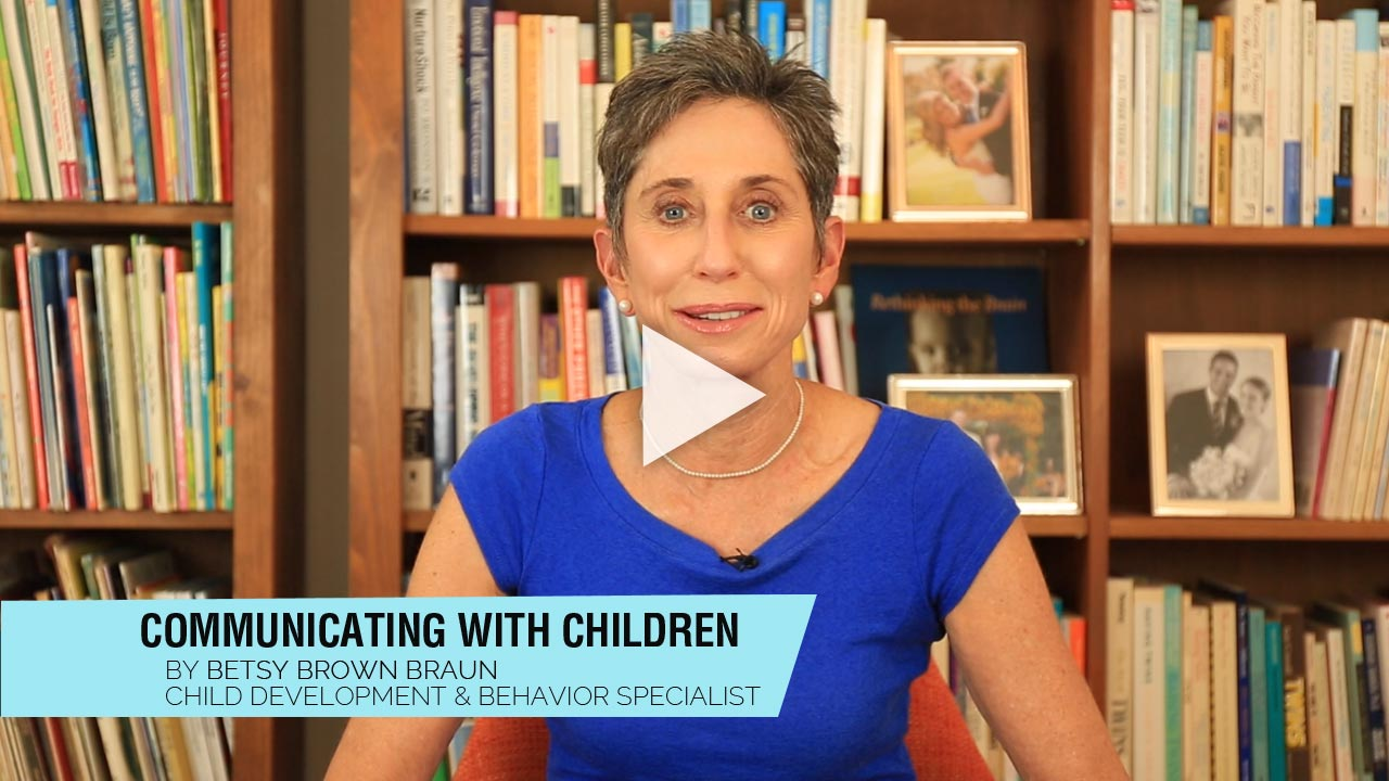 communicating with children by betsy brown braun